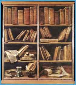 crespi y los trampantojos bibliotecosos dieciochescos