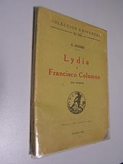 Francisco Columna, I
